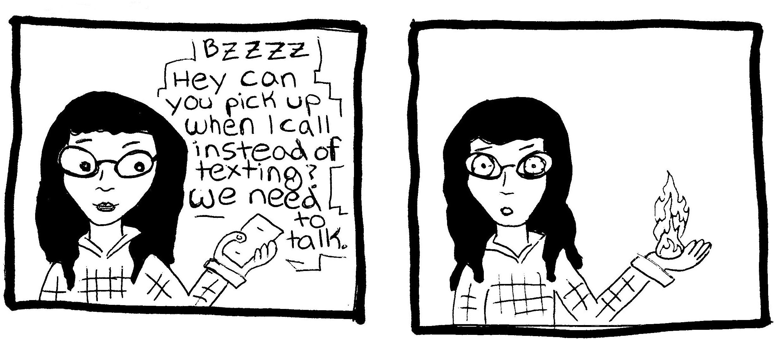 Phone call2